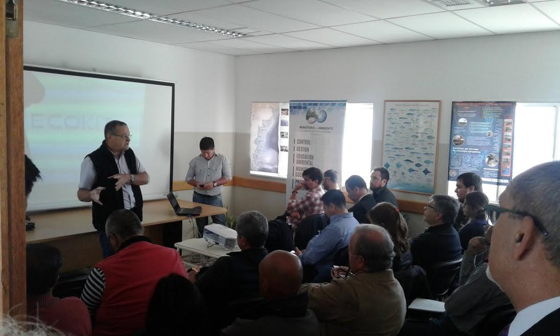 Exitoso taller de tecnologías de tratamiento de efluentes industriales y cloacales