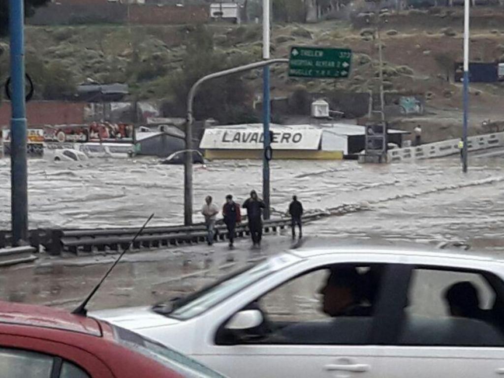 Puerto Madryn por Comodoro: Lugares de recepción de donaciones