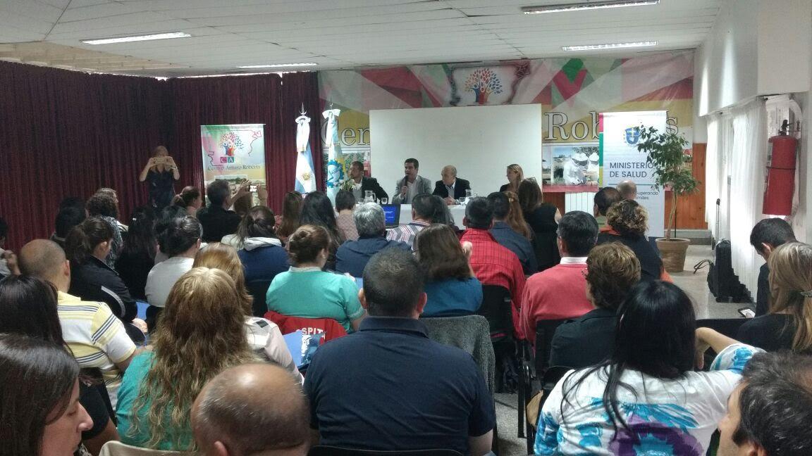 Se realizó en Gaiman el encuentro chubutense de Municipios Saludables