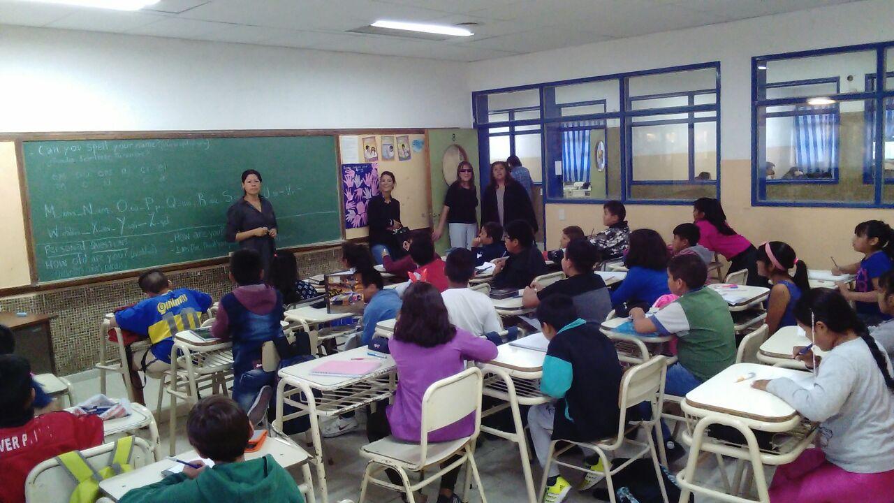 Comenzó el ciclo lectivo 2017 en el INSTITUTO MUNICIPAL DE INGLÉS