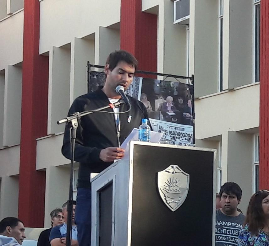 """Franco Albanesi: """"Los 30 mil nos faltan a todos """""""
