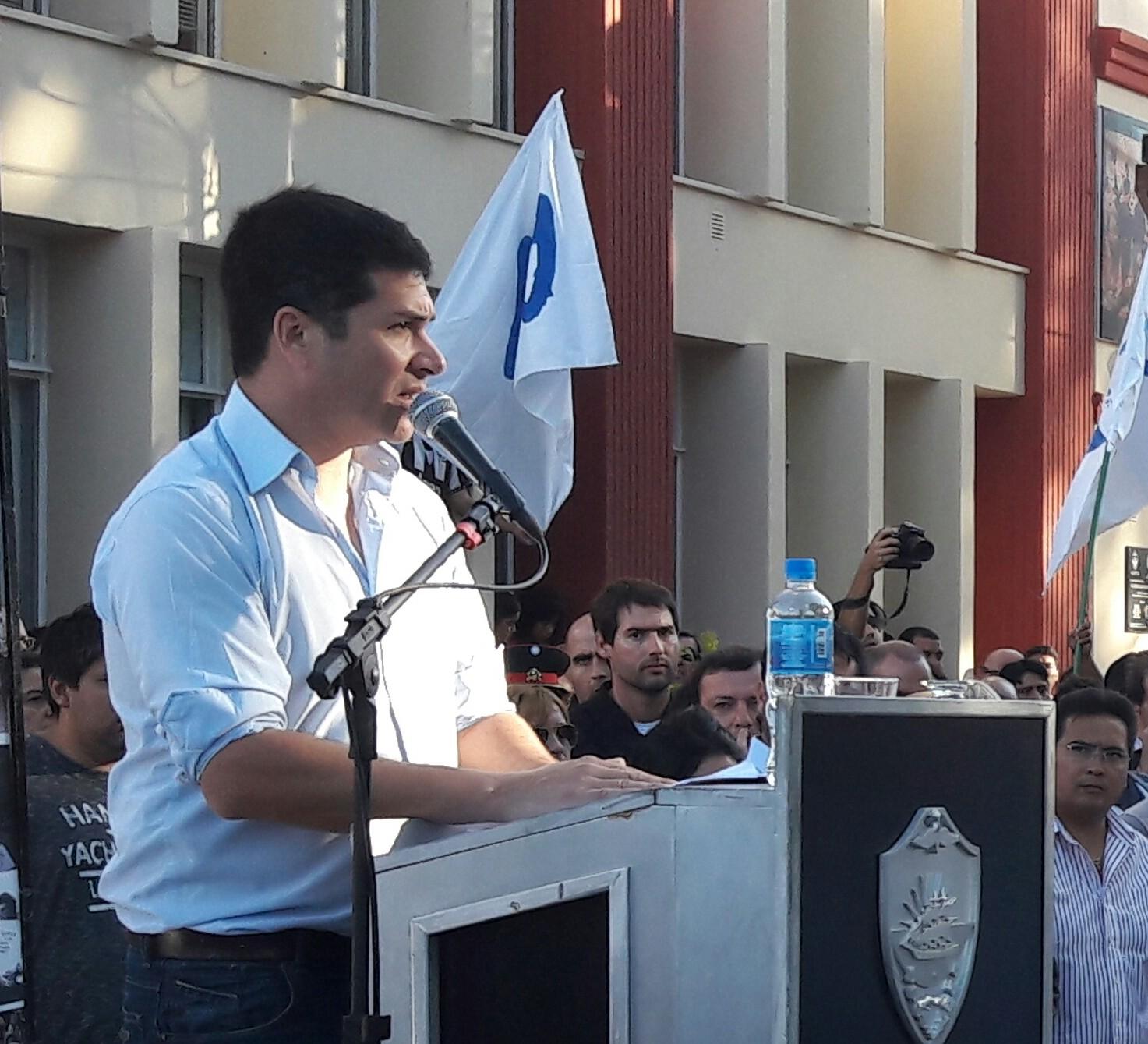 Carlos Pascuariello: Profundizar la educación acerca del terrorismo de Estado