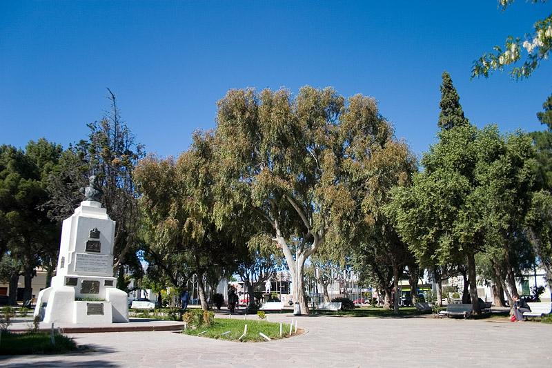Organismos nacionales atenderán en la Plaza San Martín, Puerto Madryn