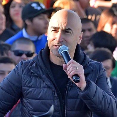 Aidar Bestene bajó su precandidatura a diputado nacional por el PJ