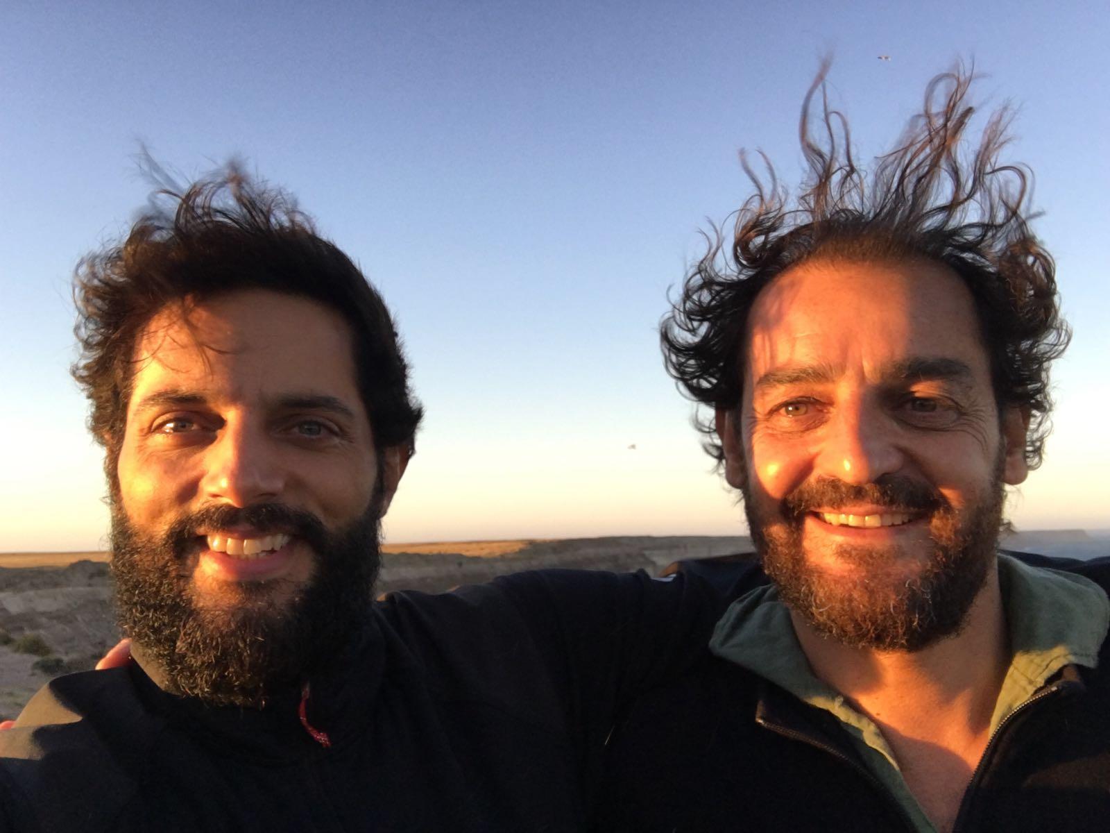 Joaquín Furriel y Beto Bubas: el actor, el guardafauna y una historia inspiradora