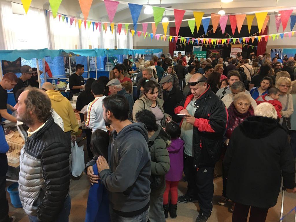 """Sastre: """"fue un fin de semana largo muy positivo para Puerto Madryn"""""""