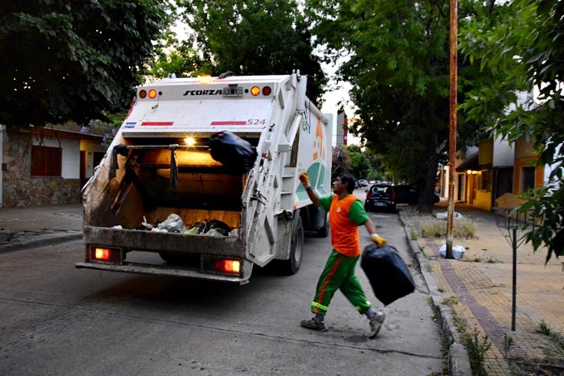Madryn: recolección de residuos durante el fin de semana largo