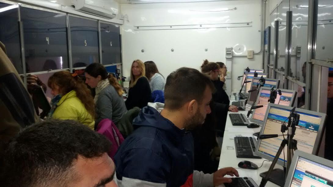 Comodoro Rivadavia: 340 personas tramitaron  su DNI en el primer día de trabajo del camión fábrica