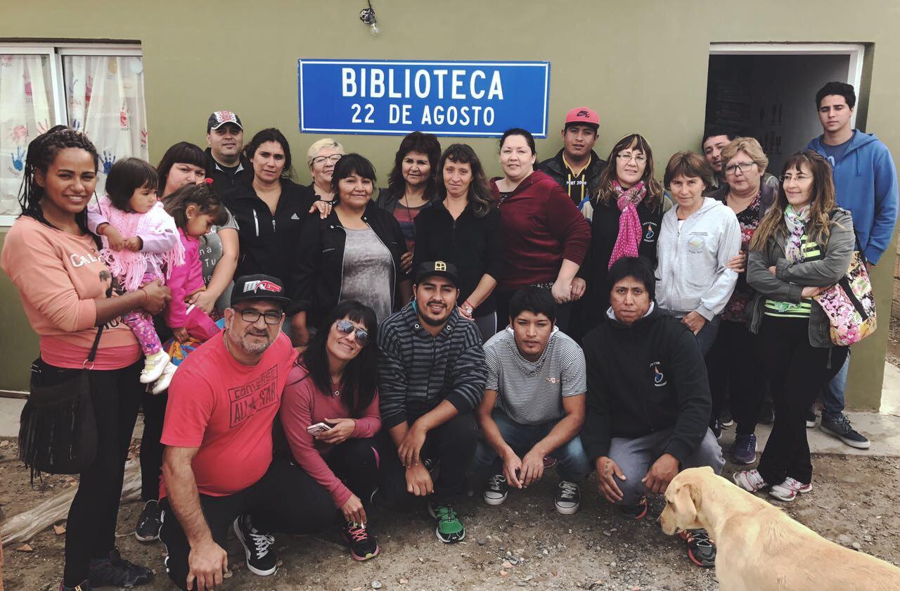 Luz y Fuerza realizó una paella solidaria para mas de 100  familias del barrio moreira