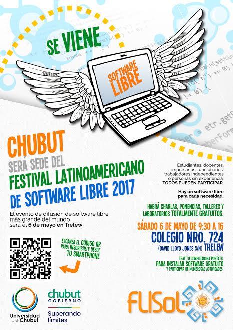 13º Festival Latinoamericano de Instalación de Software Libre el  06 de mayo  2017