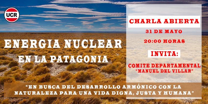 Charla sobre la energía nuclear