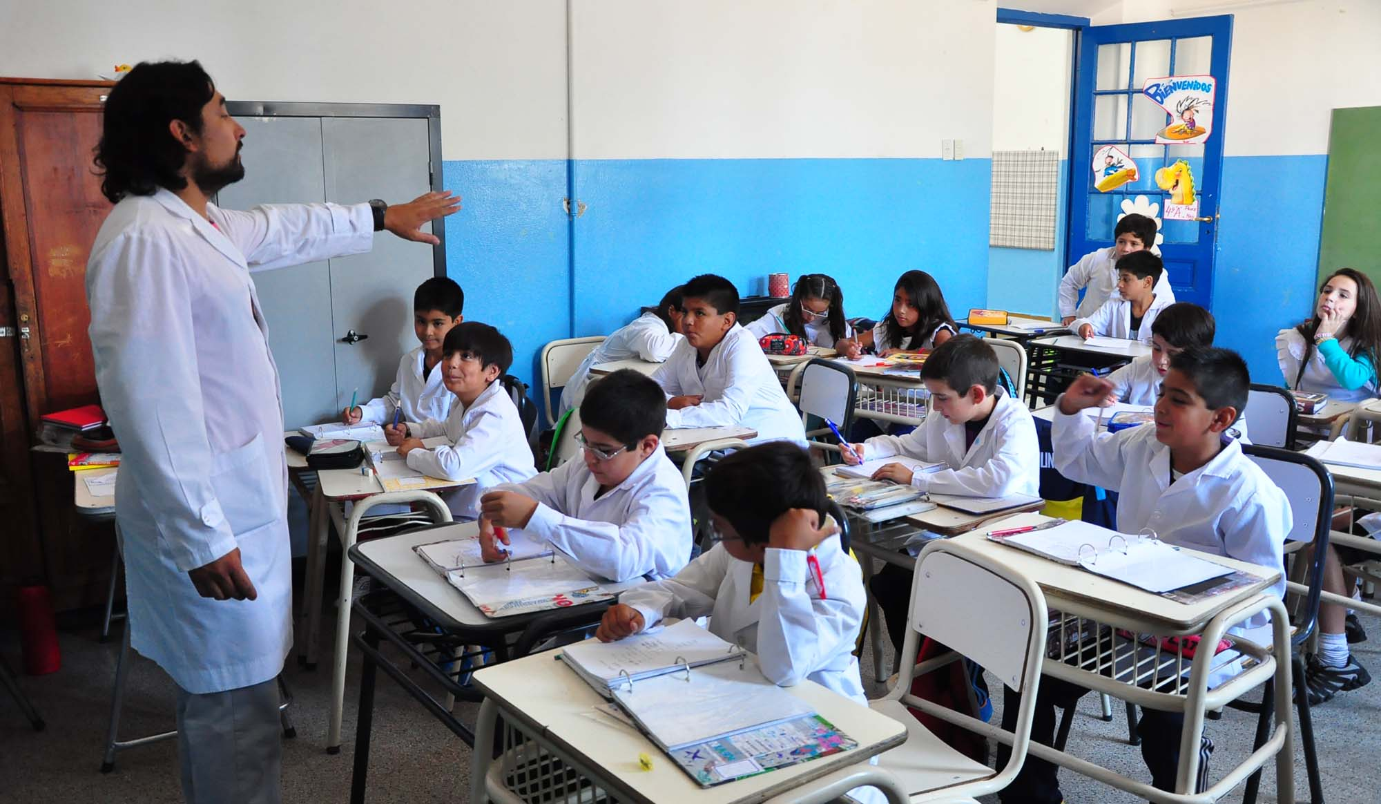 EL GOBIERNO DEL CHUBUT CONVOCÓ A GREMIOS DOCENTES Y AUXILIARES DE LA EDUCACIÓN PARA PRESENTAR EL PROTOCOLO DE VUELTA A CLASES