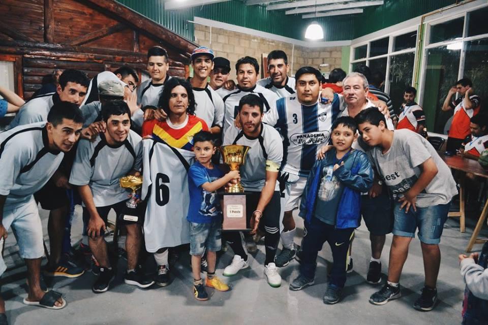 Finalizó la Liga de futbol 7 del SEC en Puerto Madryn