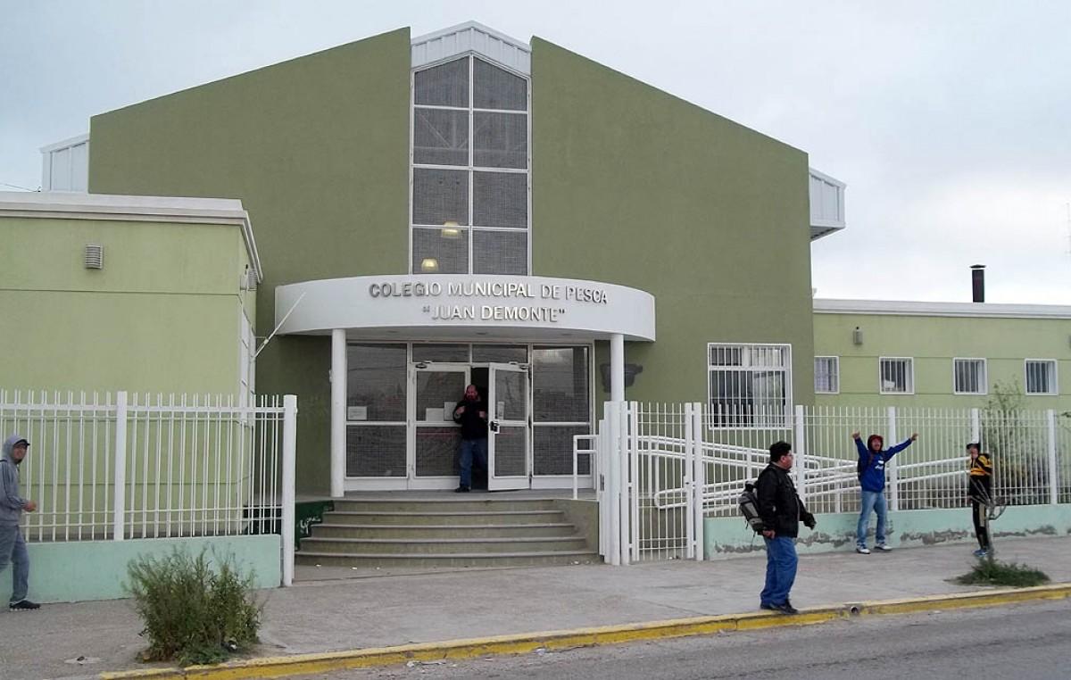 La Escuela de Pesca es un ejemplo para la ciudad y para la Provincia