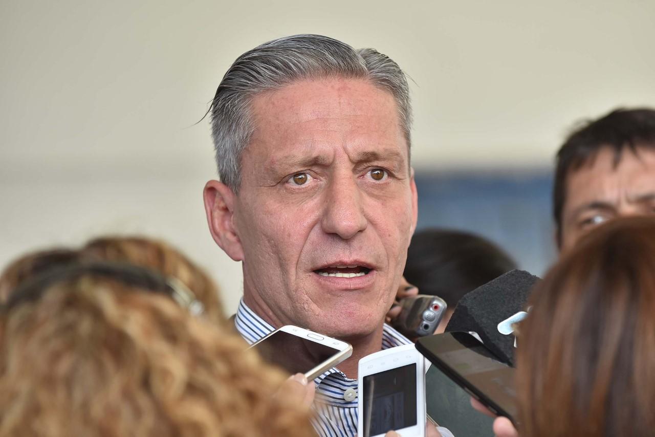 """Arcioni: """"Hemos solicitado racionalidad y coherencia para no perjudicar a todas las actividades productivas de la Provincia"""""""