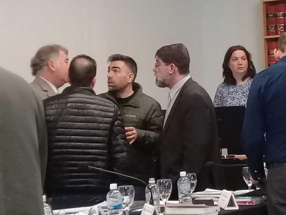 El recibo de sueldo de Correa resultó insuficiente para la garantía de un alquiler de 15.000 pesos