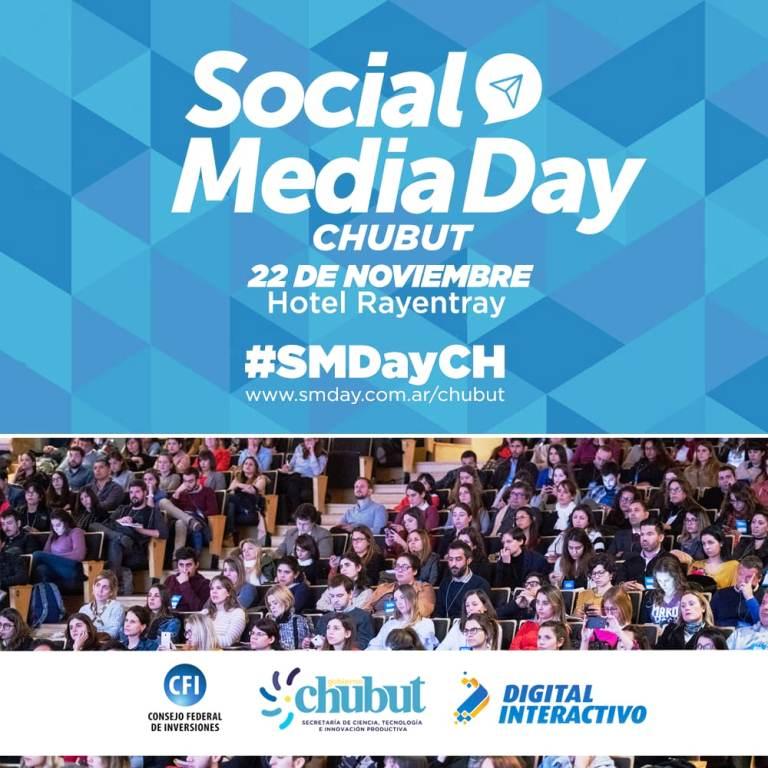 Se realiza el primer Social Media Day Chubut en Puerto Madryn