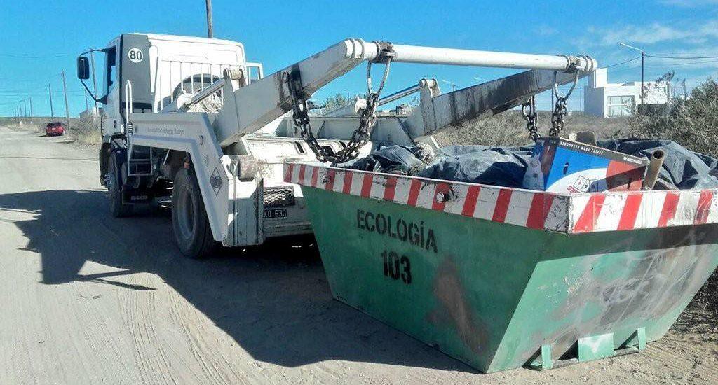 CAMPAÑAS DE LIMPIEZA EN LOS BARRIOS DON BOSCO Y LAS BARDAS