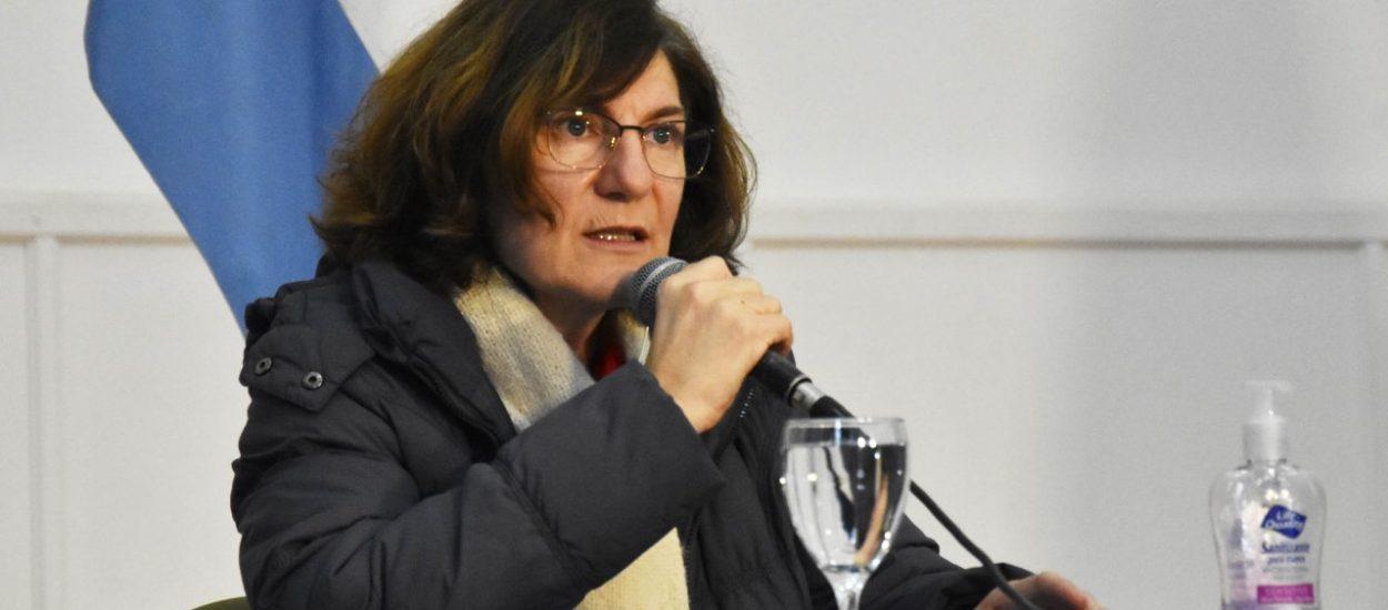 DESTACADA ESPECIALISTA SANITARIA DE CHUBUT FUE INCORPORADA A LA COMISIÓN NACIONAL DE INMUNIZACIONES