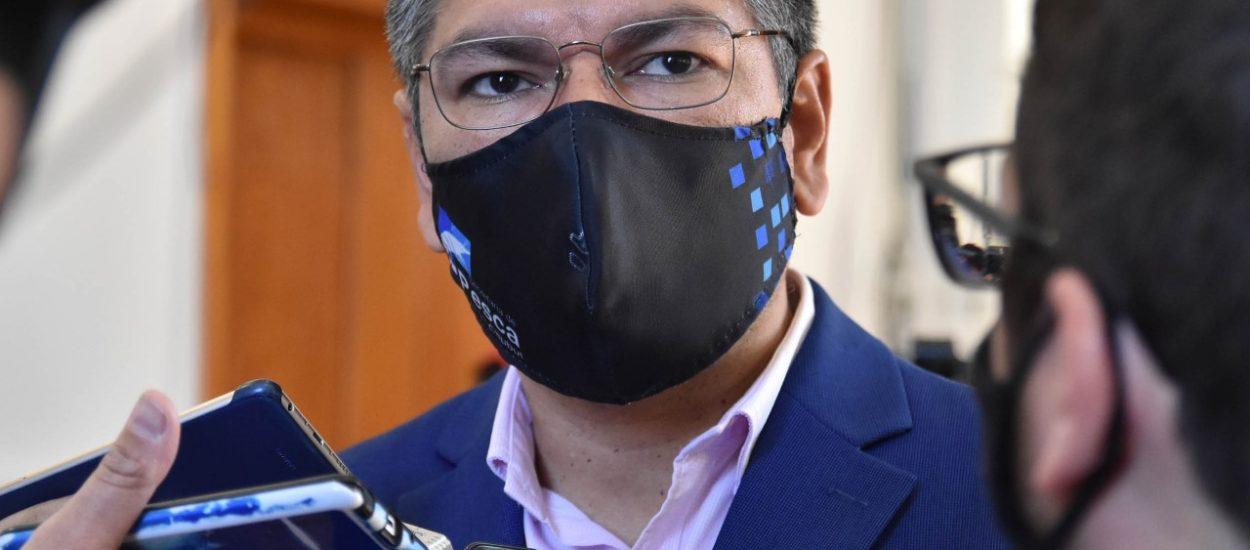 EL SECRETARIO DE PESCA DE LA PROVINCIA DESTACÓ LA IMPORTANCIA DE LA OBRA DEL DRAGADO