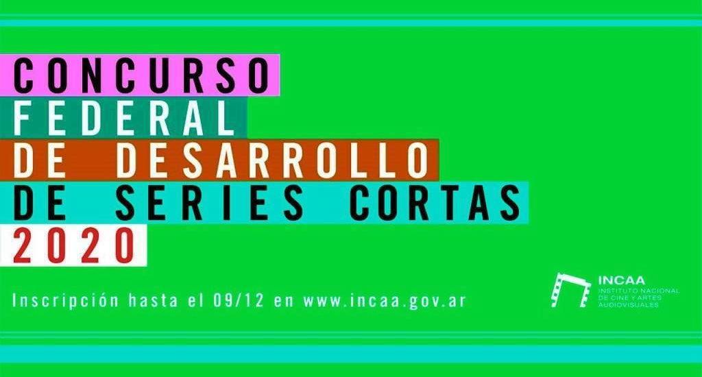 CULTURA: CONCURSO FEDERAL DE DESARROLLO DE SERIES CORTAS 2020