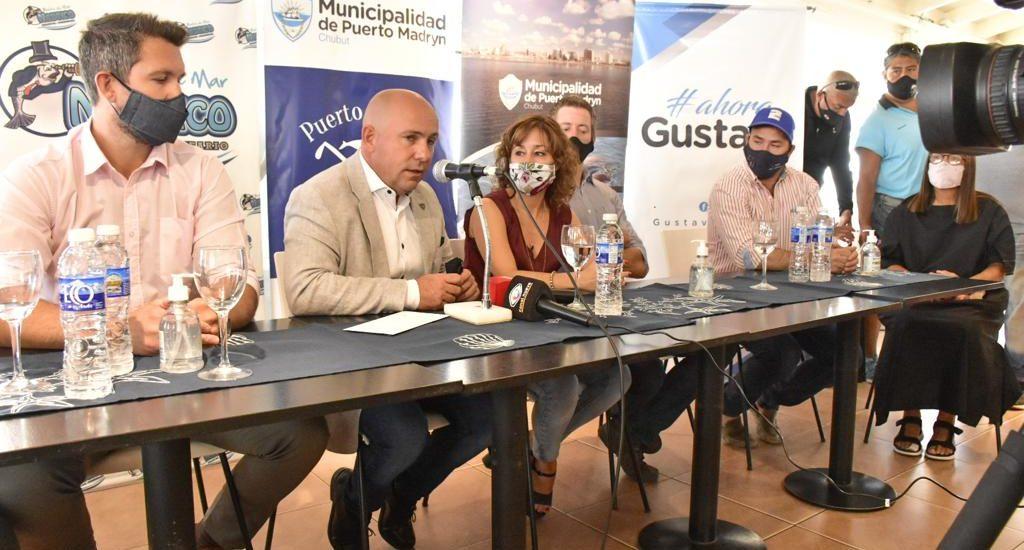 GUSTAVO SASTRE ENCABEZÓ LA PRESENTACIÓN OFICIAL DE LA COPA ANTONIO TORREJÓN 2021 DE BEACH POLO
