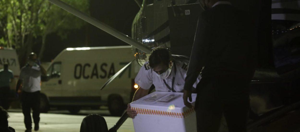 EL MINISTERIO DE SALUD DE NACIÓN ENVIARÁ A CHUBUT 7.200 DOSIS DE LA VACUNA SINOPHARM