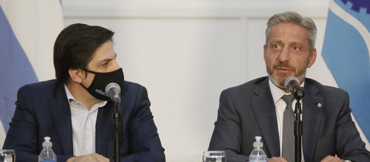 """ARCIONI: """"EL ESFUERZO ES ABSOLUTAMENTE DE TODOS"""""""
