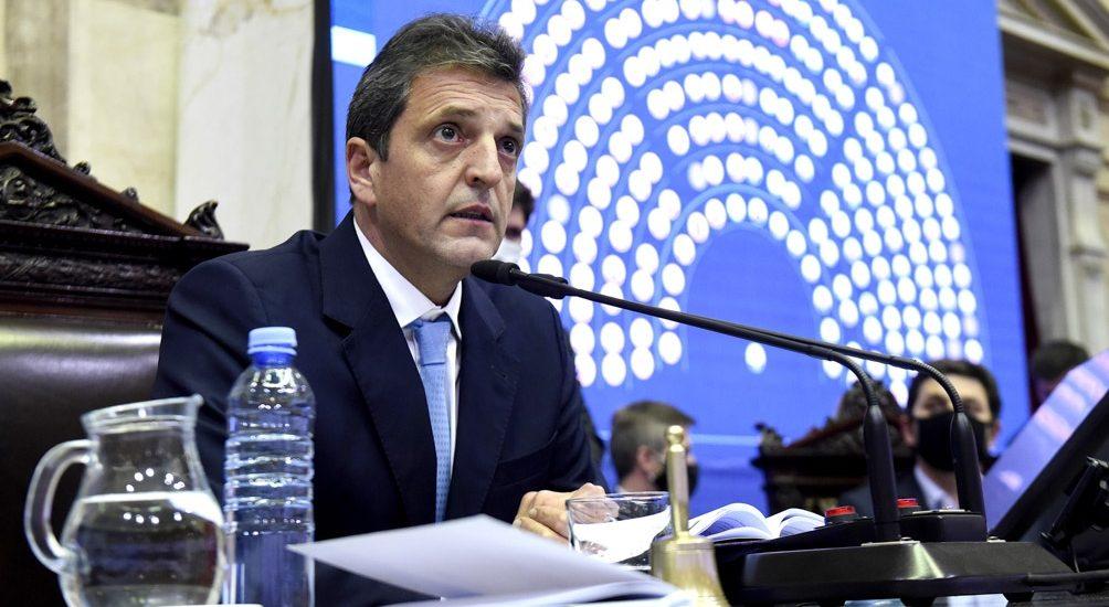 MASSA SE REUNIRÁ NUEVAMENTE CON SINDICALISTAS POR EL PROYECTO DE ALIVIO FISCAL A TRABAJADORES