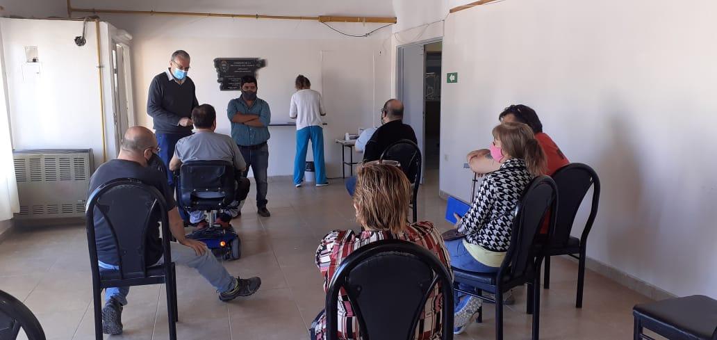 SALUD: PURATICH DESTACÓ EL AVANCE DE LA CAMPAÑA DE VACUNACIÓN CONTRA EL COVID-19 EN PUERTO MADRYN