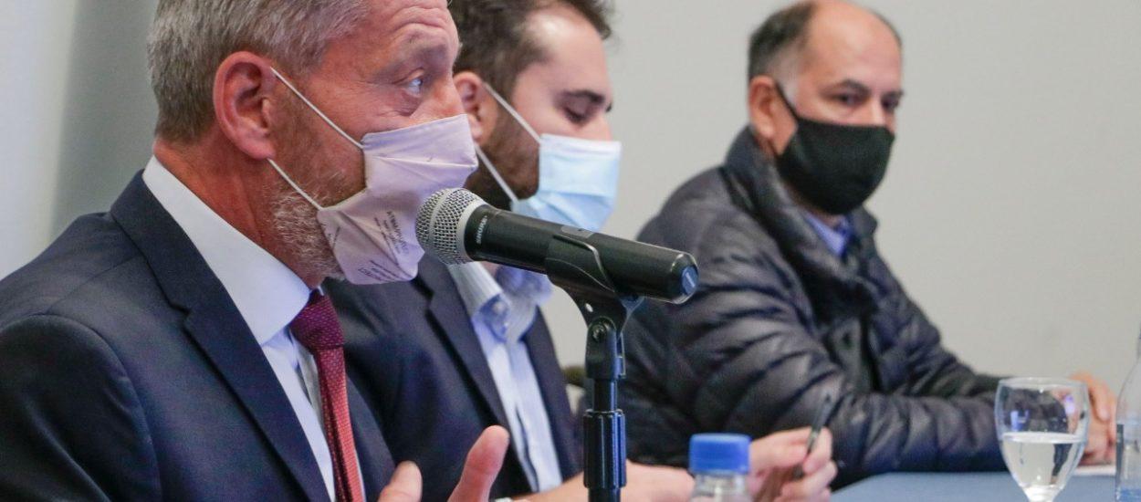 ARCIONI PRESENTÓ LÍNEAS DE CRÉDITOS PARA PRODUCTORES Y PRESTADORES TURÍSTICOS AFECTADOS POR LOS INCENDIOS EN LA COMARCA ANDINA