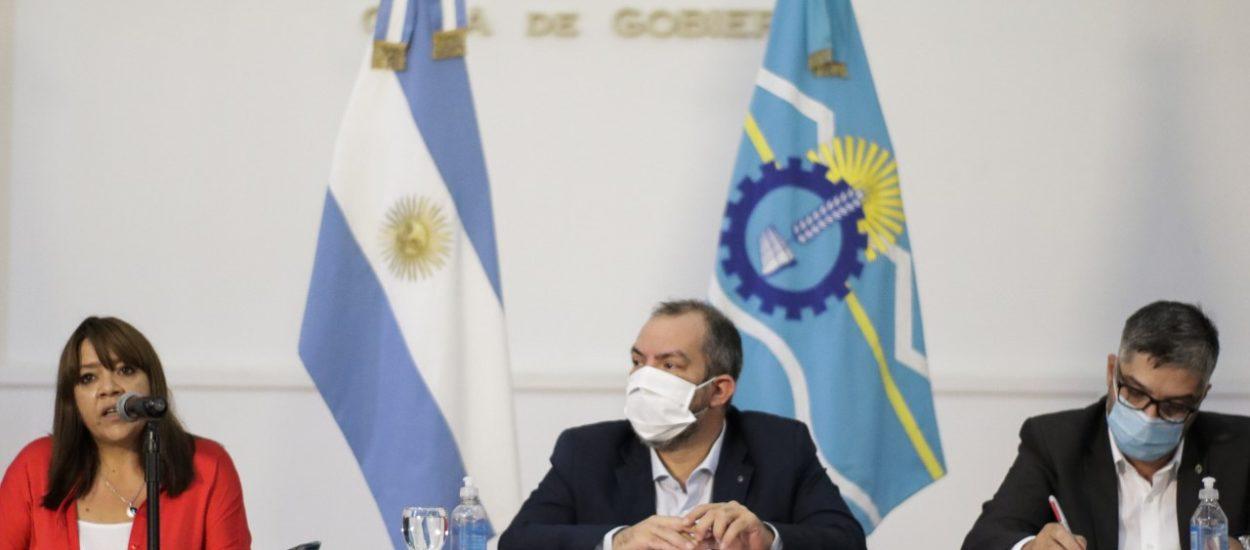 EL GOBIERNO DEL CHUBUT ANUNCIÓ LA INVERSIÓN DE MÁS DE $ 131 MILLONES PARA DOS ESCUELAS DE COMODORO RIVADAVIA