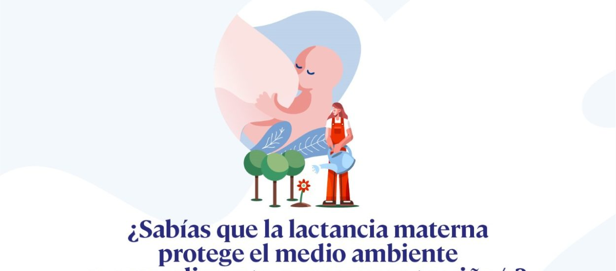 EL GOBIERNO REALIZARÁ MÚLTIPLES ACTIVIDADES EN TODO CHUBUT PARA CONMEMORAR LA SEMANA DE LA LACTANCIA MATERNA