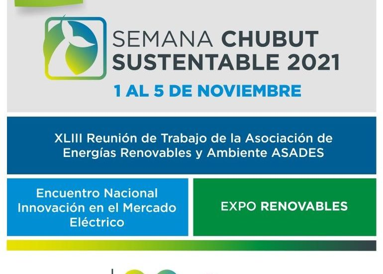 LA UNIVERSIDAD DEL CHUBUT PARTICIPA DE LA ORGANIZACIÓN DE LAS JORNADAS SOBRE ENERGÍAS RENOVABLES